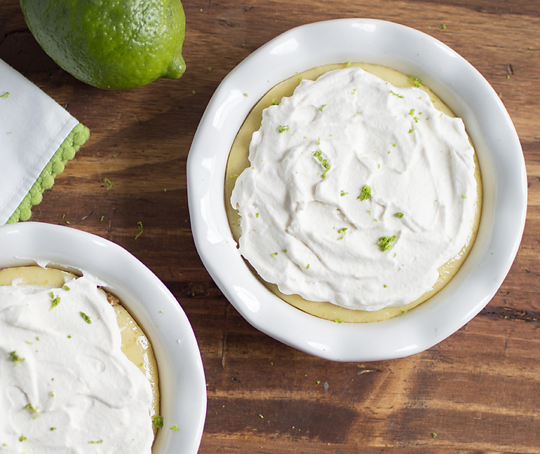 Key Lime Pie for Two 3